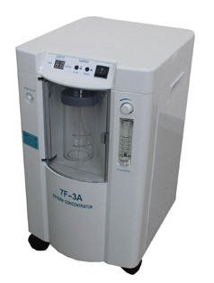 Концентратор кислорода 7F-3L mini для кислородной терапии и приготовления кислородного коктейля.