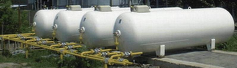 Установки испарительные для для сжиженного газа
