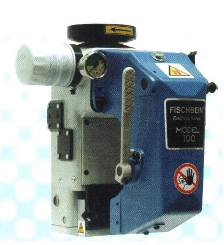 Мешкозашивочноя головка модель 100, Fischbein