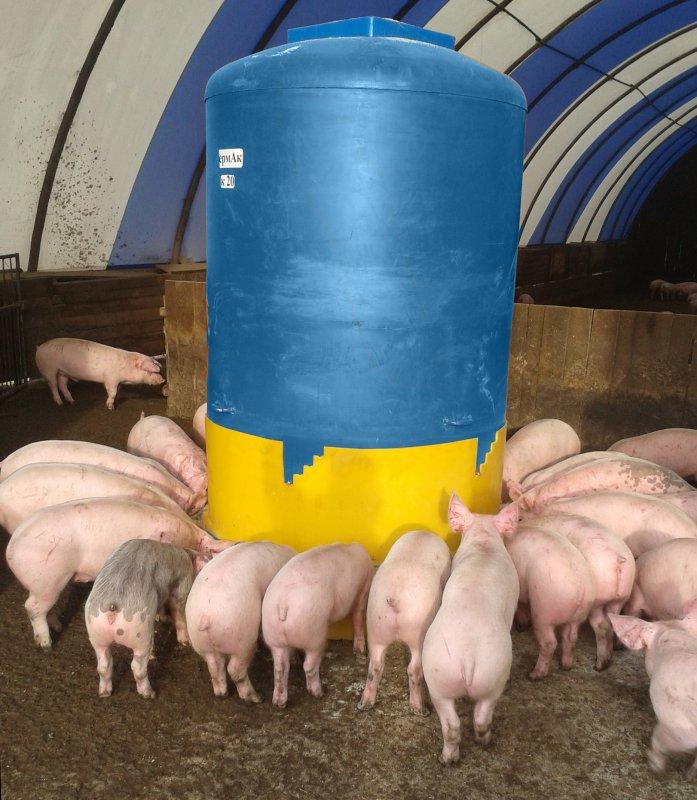 Кормушка для свиней своими руками с фото 395