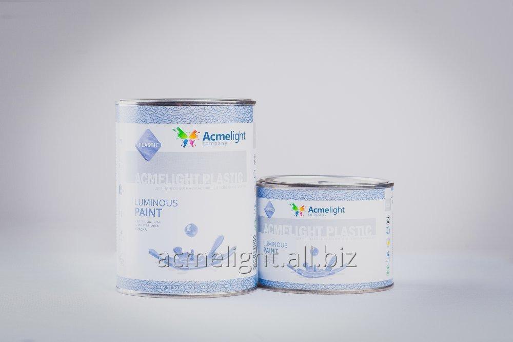 Купити Acmelight Plastic 1л. - фарба для пластмас: ПВХ, полістиролу, поліпропілену