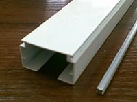 Купить Алюминиевый профиль для вертикальных жалюзи