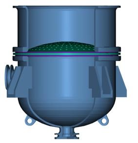 Фильтры стальные эмалированные