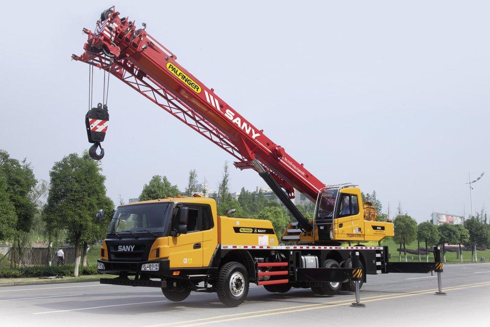 Купить Автокран Palfinger Sany QY 25C, г/п 25 тонн
