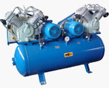 Купить Поршневой воздушный компрессор с электроприводом К 20 С 416