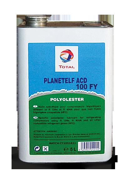 Купить Масло Total PLANETELF ACD 100fy