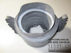 Купить Сильфоны - защита штоков цилиндров Viton® Coated Glass Cloth