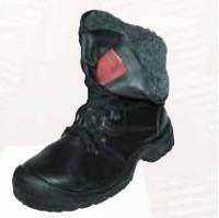 Ботинки высокие кожаные STRONG Winter