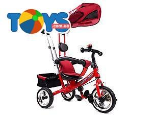 The Three Wheel Bicycle For Children Red Xg18919 T12 3 Buy In Kiev