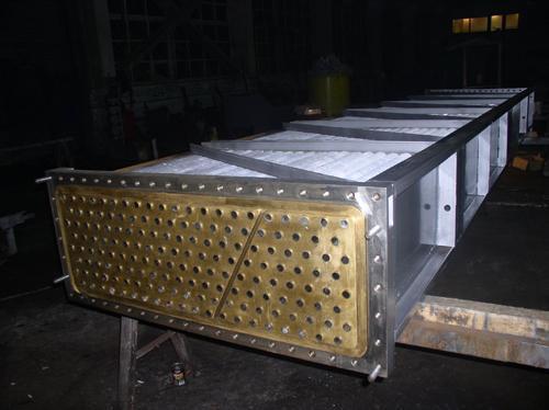 Секции к аппаратам воздушного охлаждения