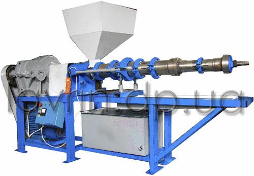 Шнековий олійний прес ММШ-450