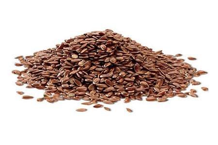 Коричневые семена льна, чистота 98%