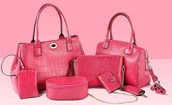 2522c65195bc Набор женских сумок купить в Киеве
