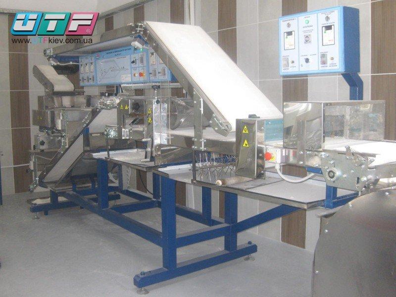 Автоматическая линия для производства армянского лаваша АЛ-90