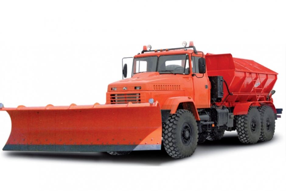 Купить Комбинированная дорожная машина КрАЗ-6322 МДКЗ-30