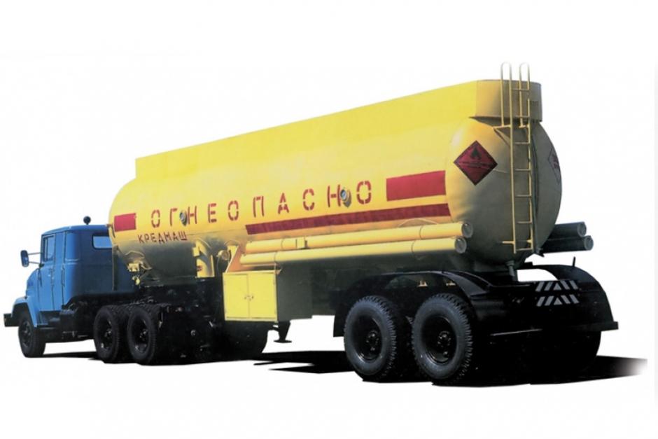 Купить Автонафтовози КрАЗ-6443 АН-31