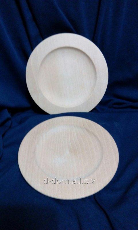 Тарелка под роспись ( 210-220 мм )