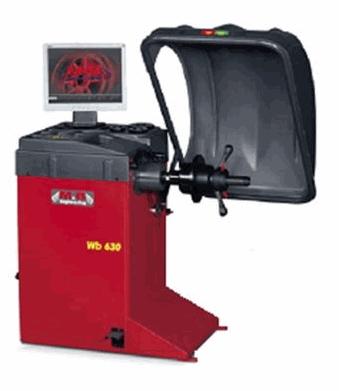 Купить Балансировочный cтенд WB 630, полный автомат, для легковых автомобилей с LCD монитором