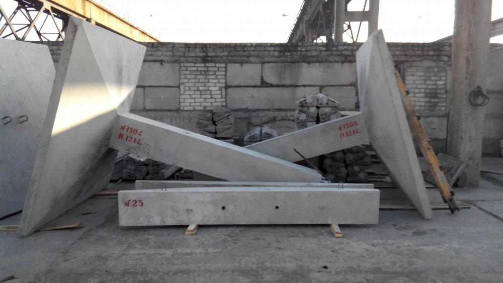 Фундамент под унифицированные металлические опоры ВЛ35-330Кв