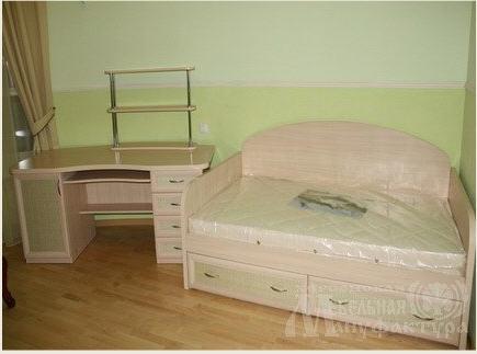 Детская мебель на заказ роникон