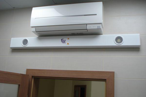 Облучатель— рециркулятор закрытого типа Фиолет 03 и Фиолет Т04