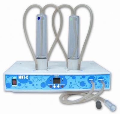 Аппарат МИТ-С для приготовления синглетно-кислородной смеси (коктейлей) и проведения ингаляций