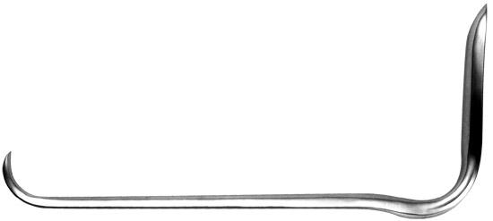 Зеркало влагалищное по Симпсу. Гинекологические инструменты