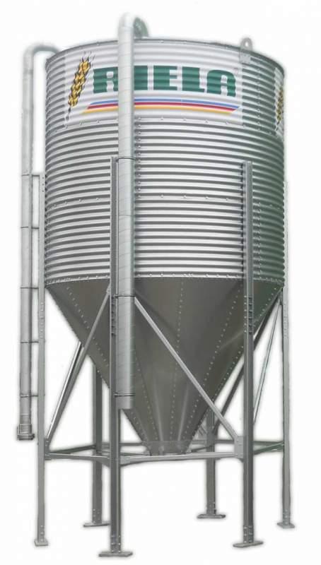Бункер для хранения сыпучих кормов