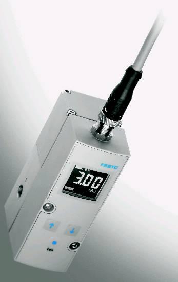 Регулятор давления пропорциональный  4 - 20 mA  Диапазон давления управления  0,1 - 10 bar   Стандартный номинальный расход  1400 l/min