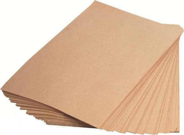 Бумага оберточная, марки Е, резанная