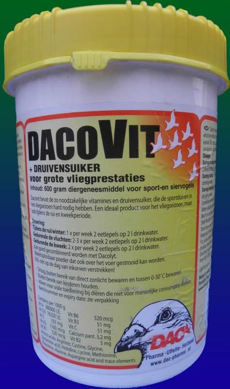 Купить Витаминный комплекс Dacovit