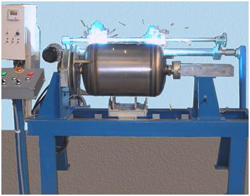 Купити Установка АС305-2 для дугова МИТЬ/МАГ зварювання одночасно двох кільцевих швів (Промислове встаткування, Зварювальне встаткування, Зварювальне встаткування інше, Установки зварювальні)