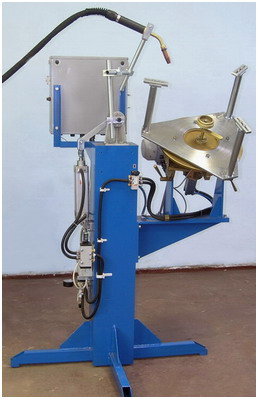 Купити Установка АС305-1 для МИТЬ/МАГ зварювання кільцевих швів