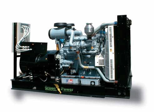 Buy Power plants Green Power (Italy) with diesel DEUTZ engines