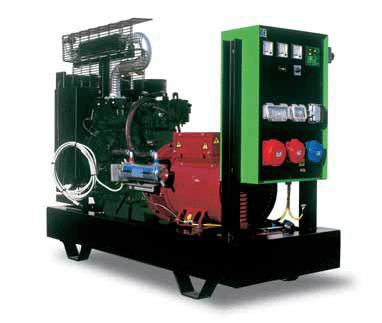 Buy Power plants of Green Power with diesel MTU engines