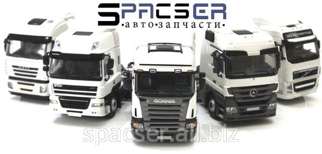 Запчасти для импортных Грузовиков DAF, MAN, Scania