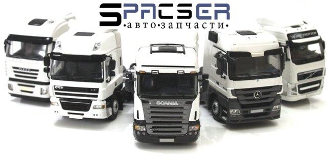 Запчасти на Scania