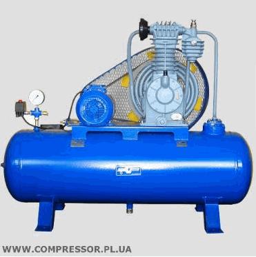 Купить Компрессорные установки производительностью до 1000 л в мин С415М