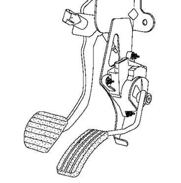 Sensor Of Position Of The Citroenjumpy 02 06 Accelerator Pedal Buy