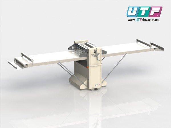 Машина тестораскаточная реверсивная РРТ-1