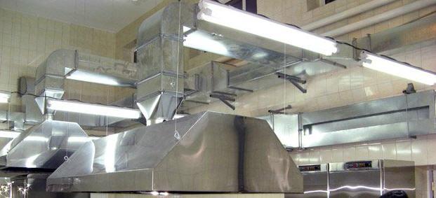 Купить Зонты вытяжные для систем вентиляции, аспирации, дымоудаления из оцинкованной, нержавеющей и черной стали
