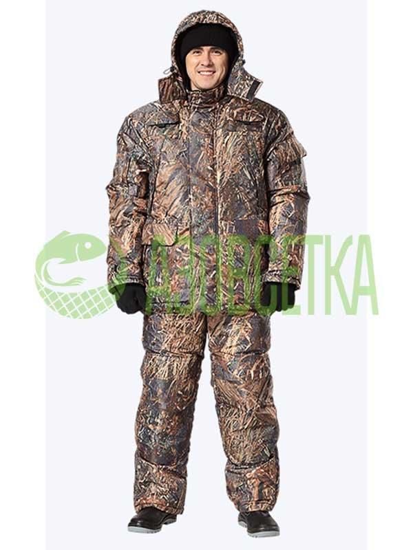 Зимний костюм для охоты и рыбалки (аналог Norfin), р.54