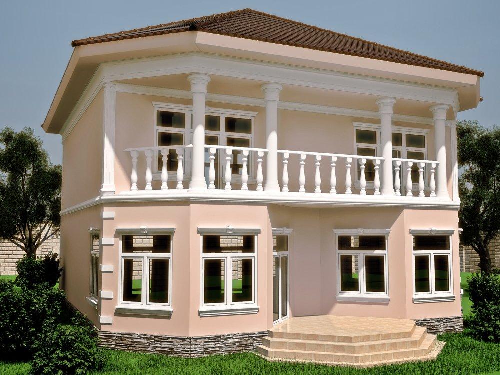 Купить Декоративные элементы для фасада