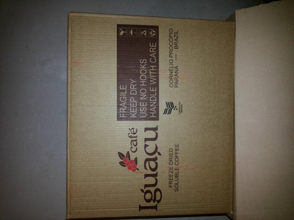 Купить Продам Кофе Игуация растворимый, сублимированный в ящиках по 25кг