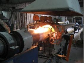 Купити Устаткування для виробництва склопластикових труб безперервним способом