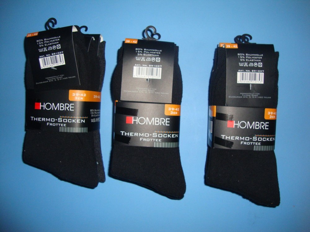 Thermosocks man's Hombre (Germany)