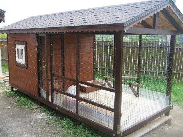 Купить Строительство помещения для птицы