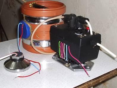 Агрегаты топливные Parus