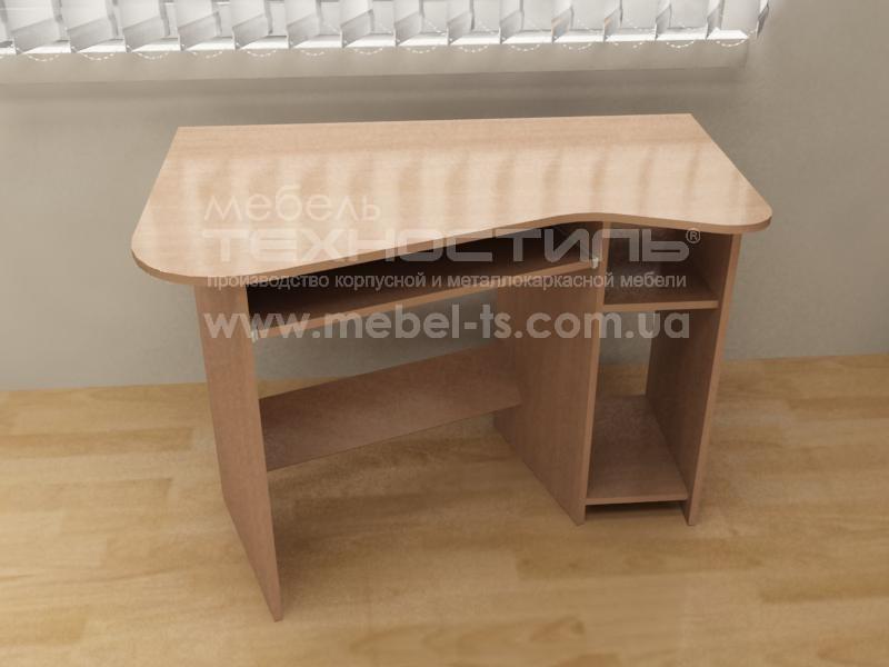 Стол компьютерный (П 500)