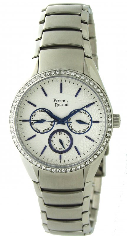 HOURS OF PIERRE RICAUD PR 21032.51B3QFZ buy in Kharkov e0897a08f334c